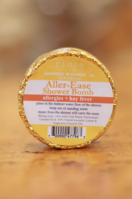 Rinse Aller-Ease Shower Bomb