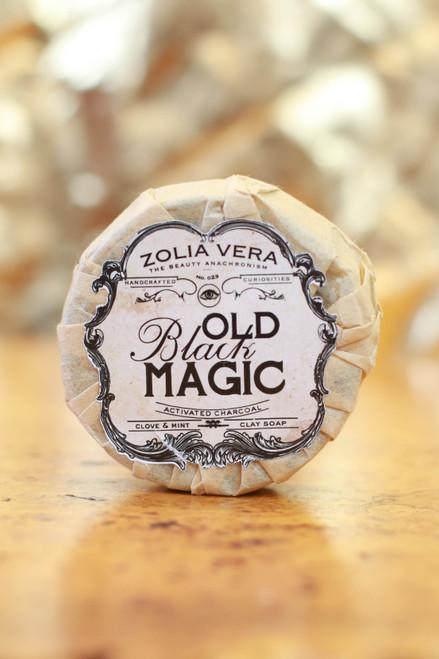 Zolia Vera Old Black Magic Bar Soap