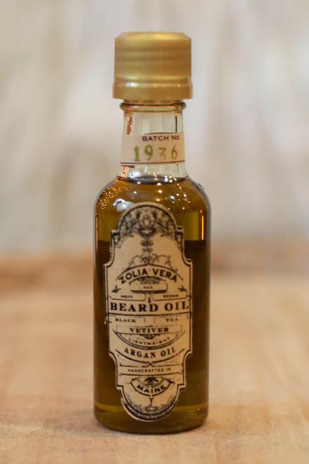 Zolia Vera Organic Tobacco Beard Oil