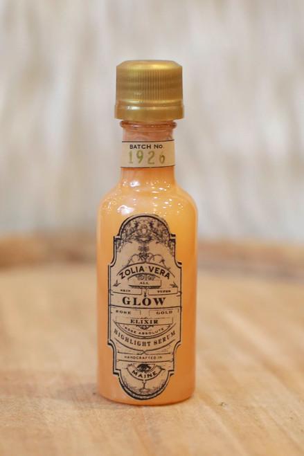 Zolia Vera Rose Gold Glow Elixir