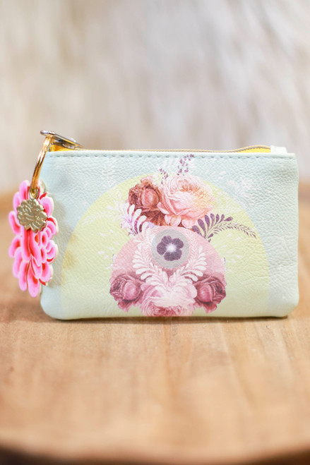 Solar Blooms Coin Purse