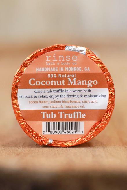 Rinse Coconut Mango Tub Truffle