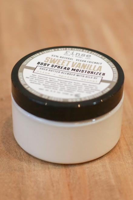 Rinse Sweet Vanilla Body Spread