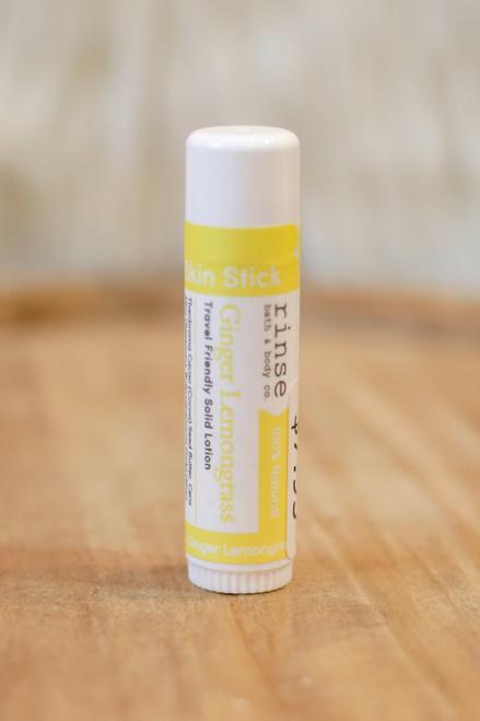 Rinse Ginger Lemongrass Skin Stick