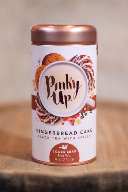 Pinky Up® Gingerbread Cake Loose Leaf Tea