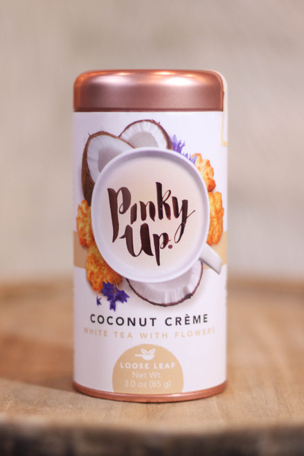 Pinky Up® Coconut Crème Loose Leaf Tea
