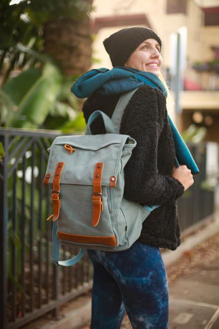 TSD Teal Discovery Backpack