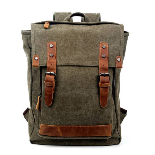 TSD Olive Discovery Backpack
