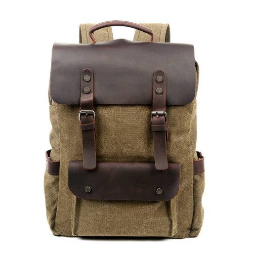 TSD Olive Valley Hill Backpack