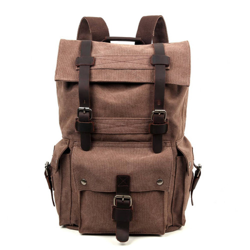 TSD Brown Rover Backpack