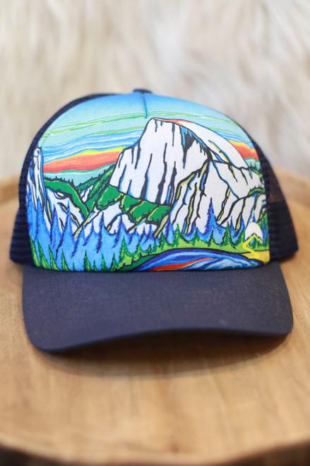 Sunday Afternoon Half Dome Trucker Hat