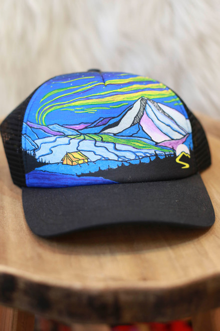 Sunday Afternoon Northern Lights Trucker Hat