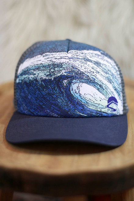 Sunday Afternoon Shorebreak Trucker Hat
