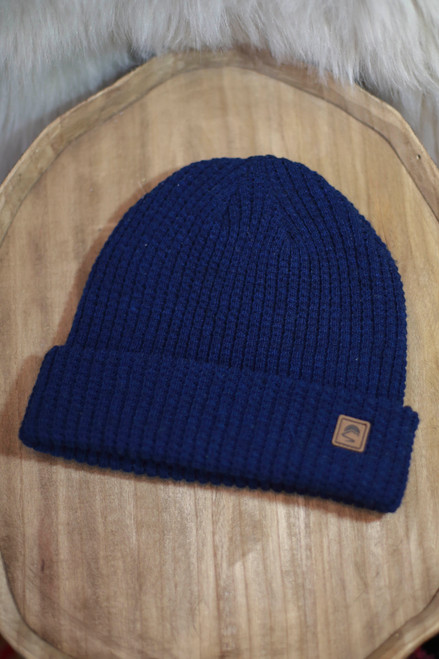 Sunday Afternoons Maritime Blue Overtime Beanie