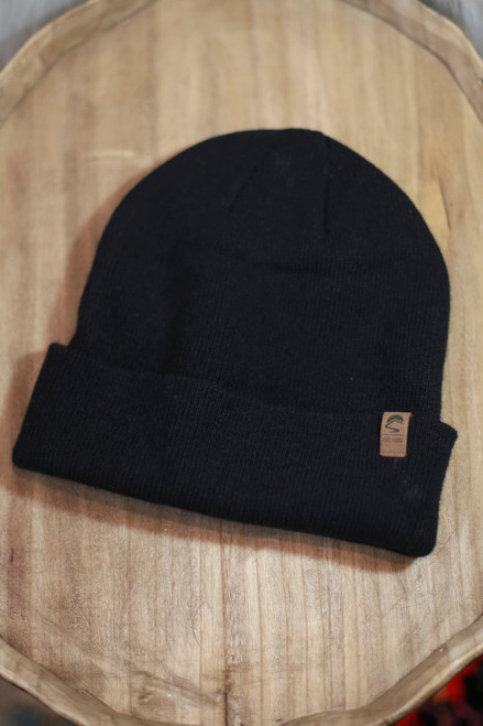 Sunday Afternoons Black Neptune Beanie
