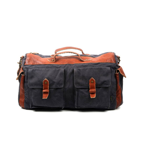 TSD Dark Gray Trail Breeze Weekender