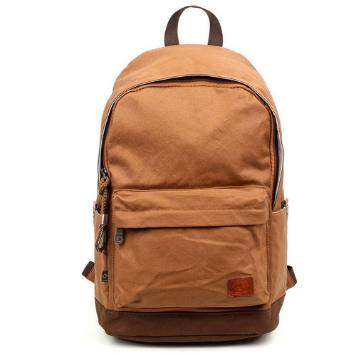 TSD Brand Khaki Urban Light Backpack