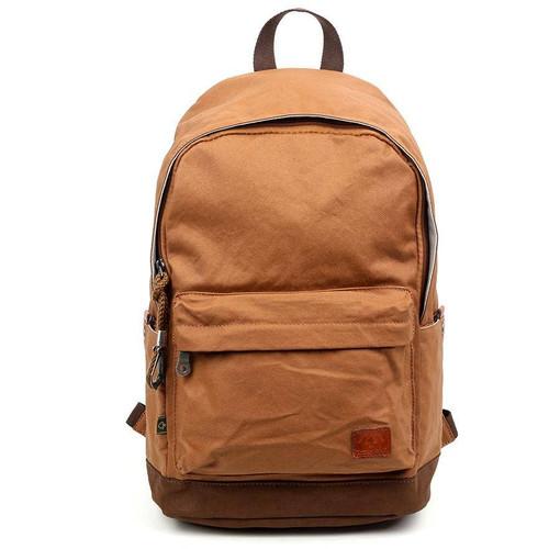 TSD Brand Khaki Urban Light Backpack