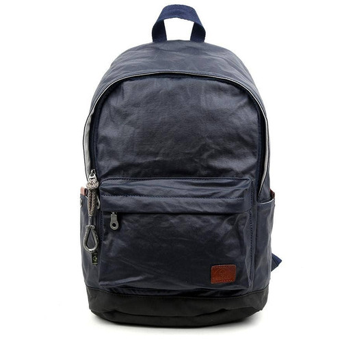 TSD Brand Navy Urban Light Backpack