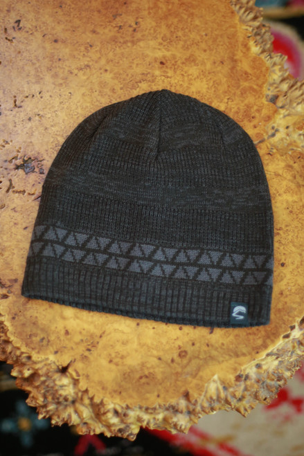 Sunday Afternoons Umber Gray Cabin Time Beanie