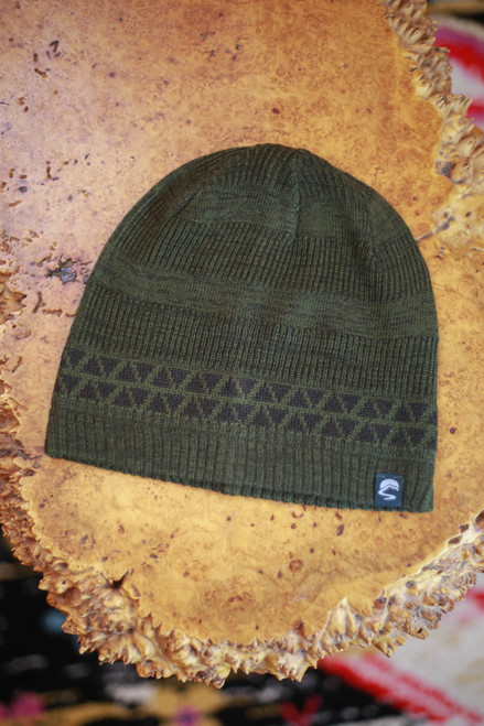Sunday Afternoons Hunter Olive Cabin Time Beanie