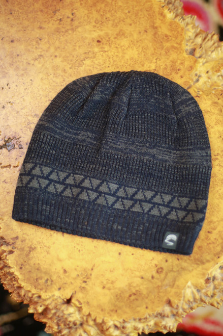 Sunday Afternoons Pacific Blue Cabin Time Beanie