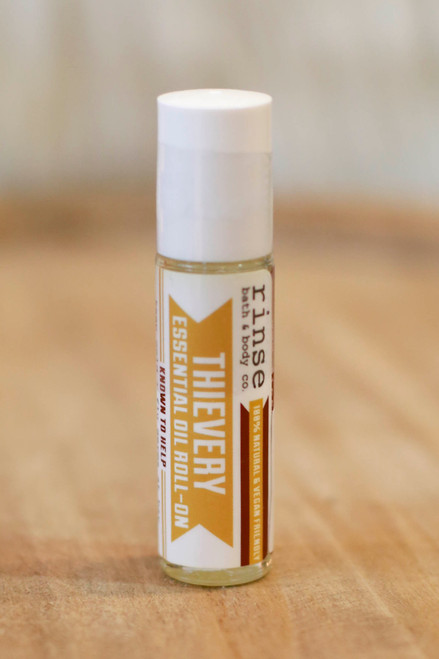 Rinse Roll-On Thievery Essential Oil