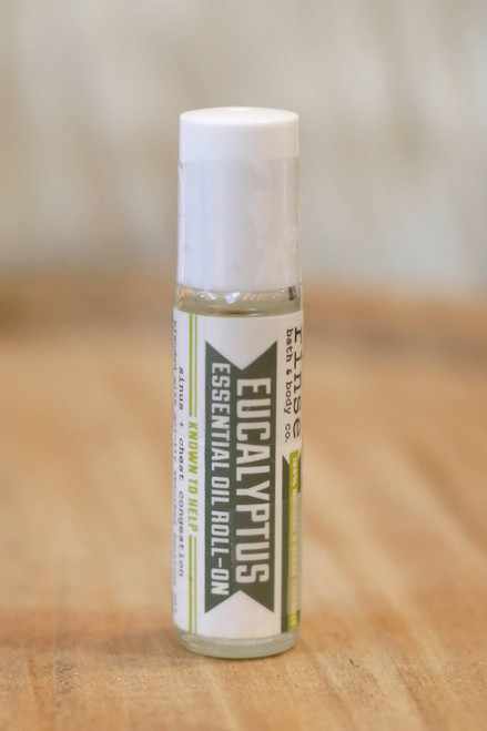 Rinse Roll-On Eucalyptus Essential Oil
