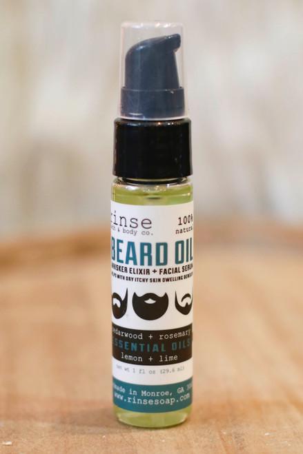 Rinse Beard Oil