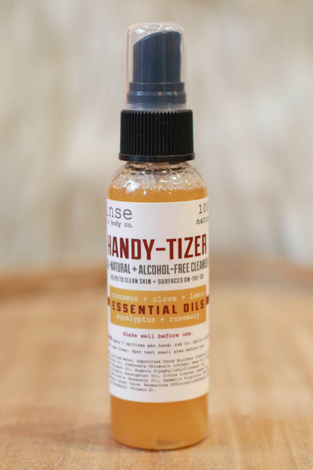 Rinse Thievery HandyTizer Spray Hand Sanitizer
