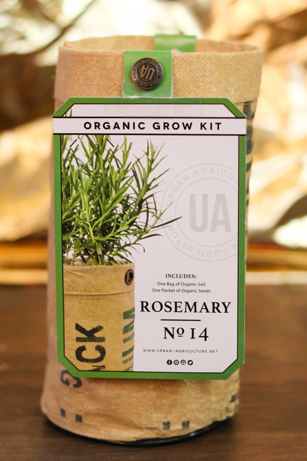 Rosemary Potted Seed Grow Kit