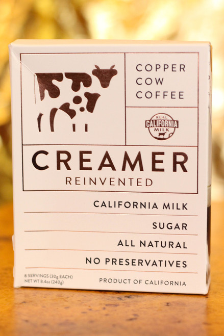 Copper Cow Vietnamese Coffee Creamer | 8-Pack