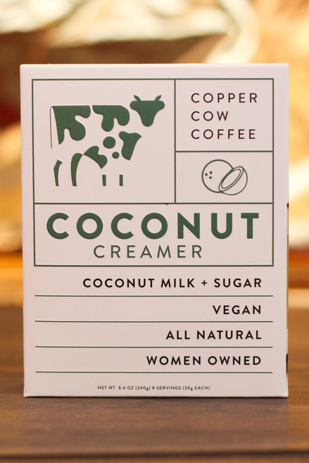 Copper Cow Vietnamese Coffee Dairy Free Coconut Creamer | 8-Pack