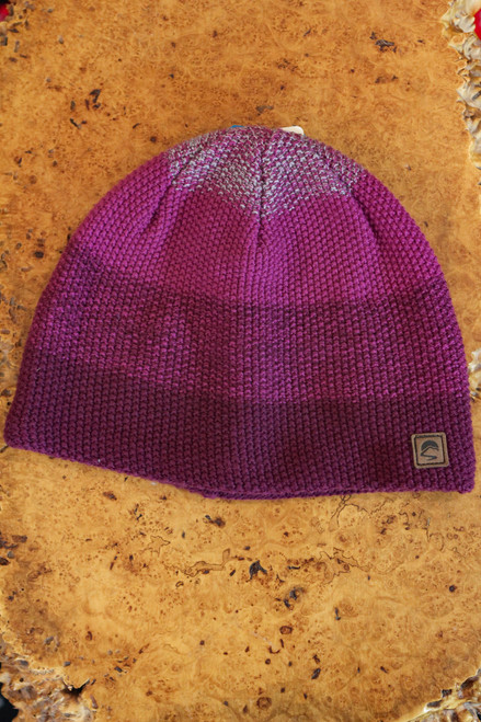 Sunday Afternoons Purple Sunrise Atlas Beanie