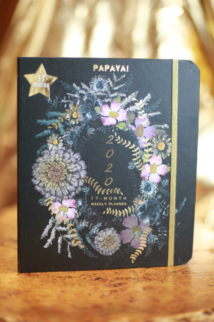 Papaya Seeds 2020 Planner