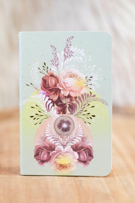 Papaya Solar Blooms Mini Book