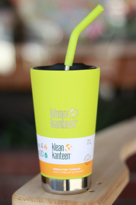 Klean Kanteen Insulated 20 oz. Tumbler in Juicy Pear
