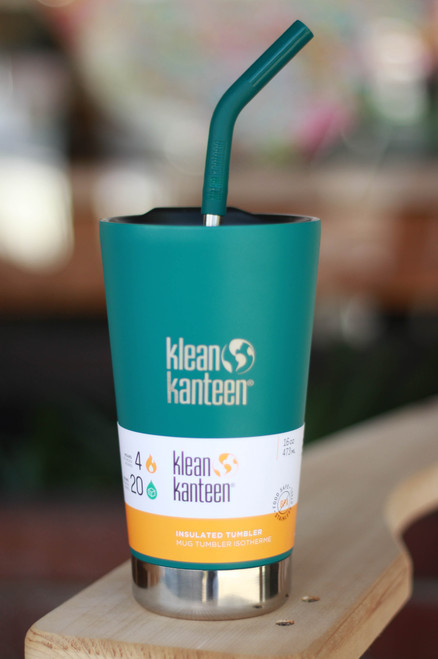 Klean Kanteen Insulated 20 oz. Tumbler in Emerald Bay