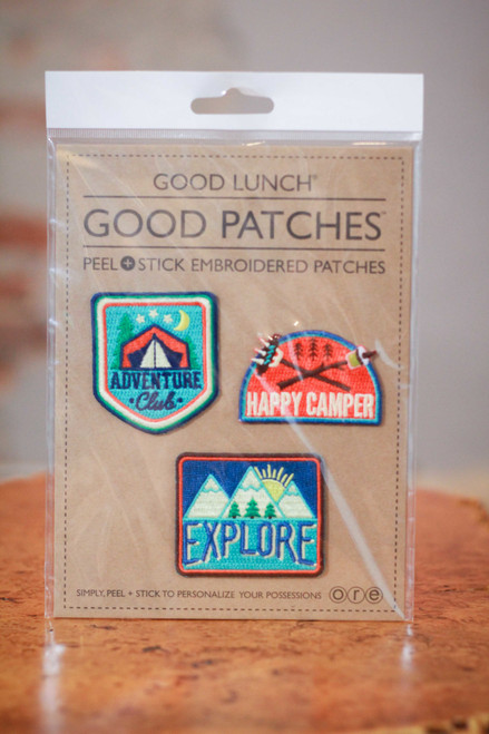 Sugarbooger Camper Good Patches