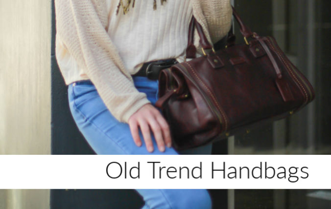 Shop Old Trend Handbags at Anika Burke