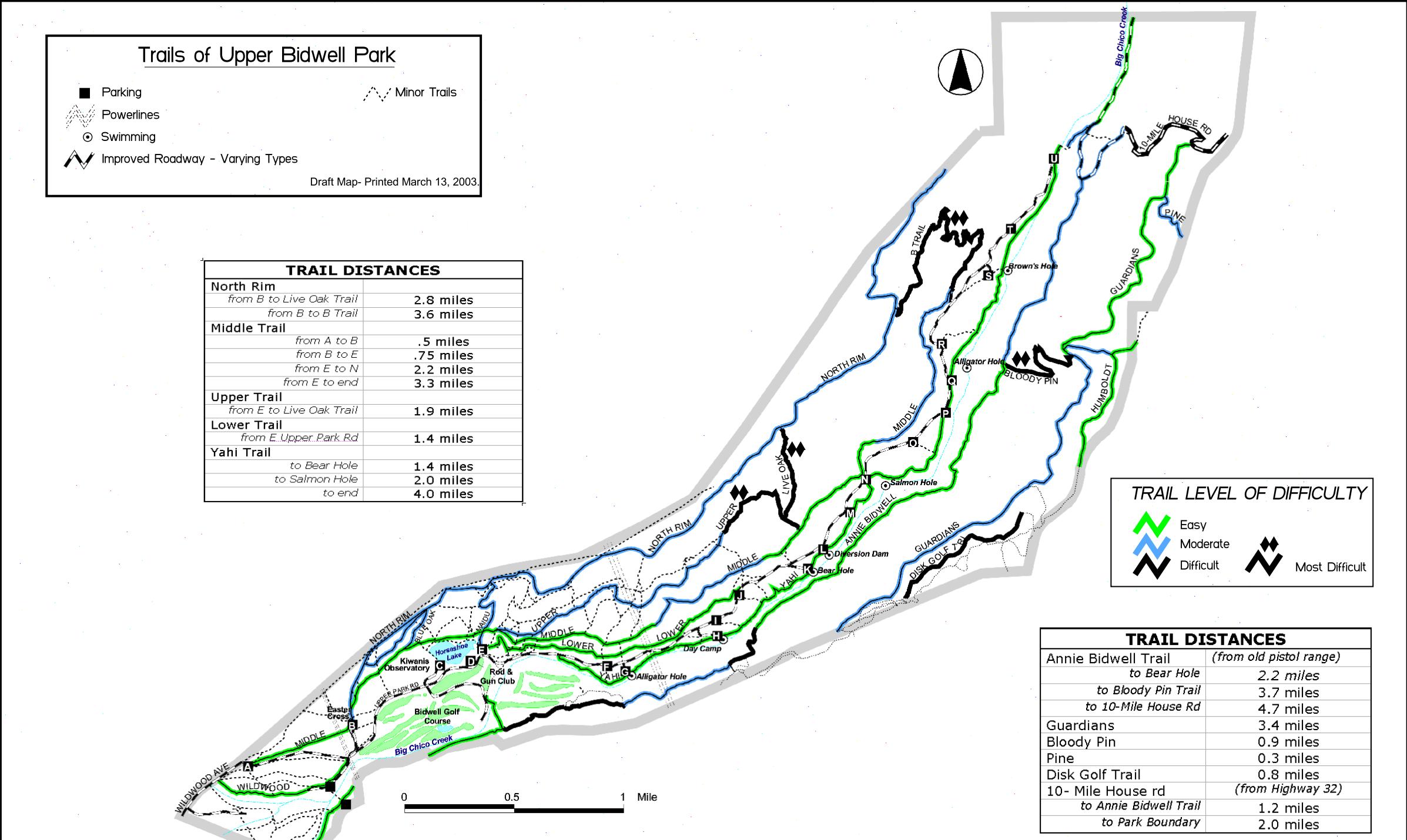 Upper Park Trails Anika Burke