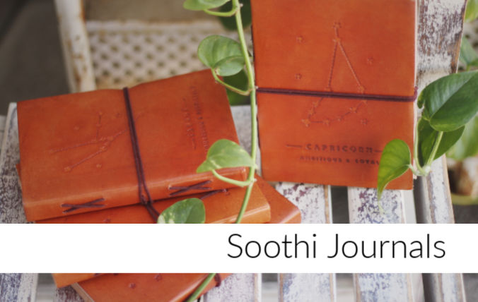 Soothi Journals at Anika Burke