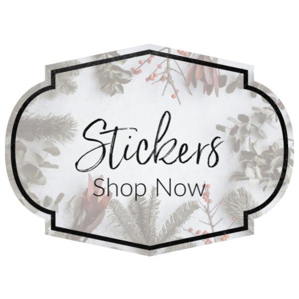 Shop fun stickers at AnikaBurke.com
