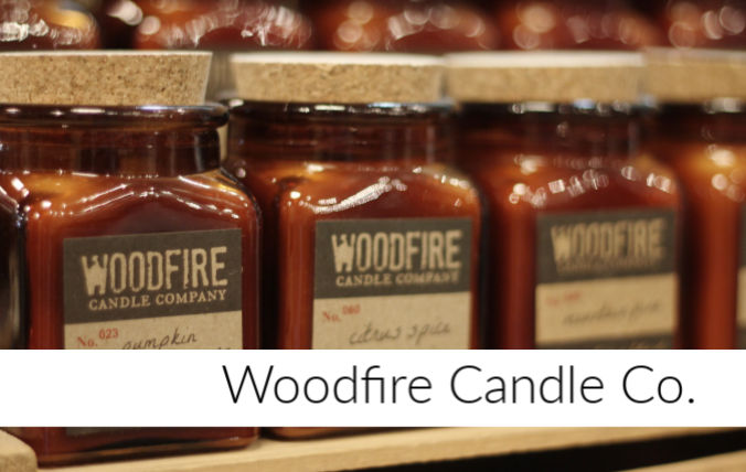 Shop Woodfire Candles at AnikaBurke.com