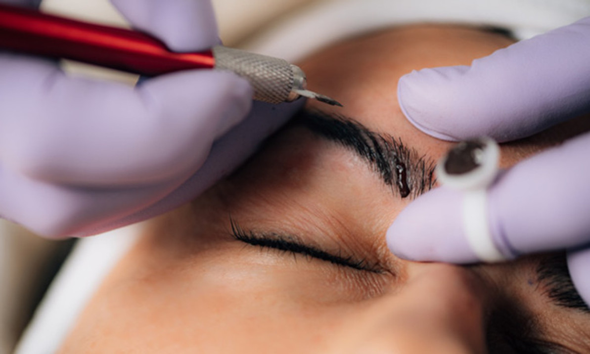 Everything You Need To Know About Microblading Eyebrows - Skin Beauty