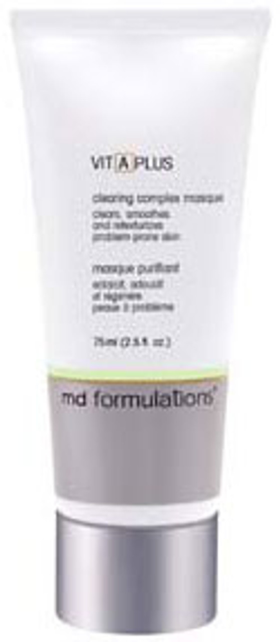 MD FORMULATIONS Vit-A-Plus Clearing Complex Mask, 2 5 oz (32819)