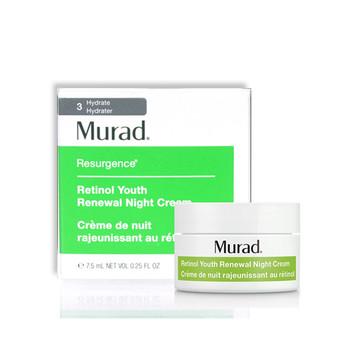 Murad Resurgence Retinol Youth Renewal Night Cream - 1 7 oz