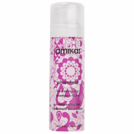 Amika Phantom Hydrating Dry Shampoo Foam - 1.5 oz