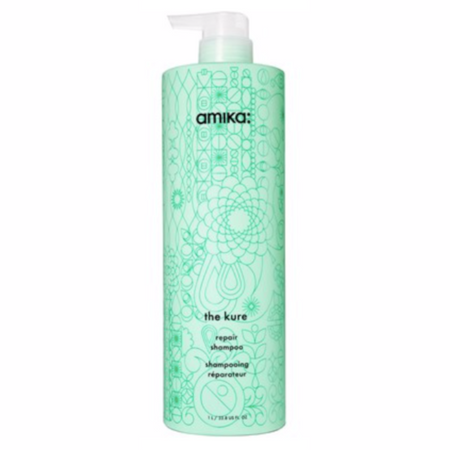 Amika The Kure Repair Shampoo - Liter