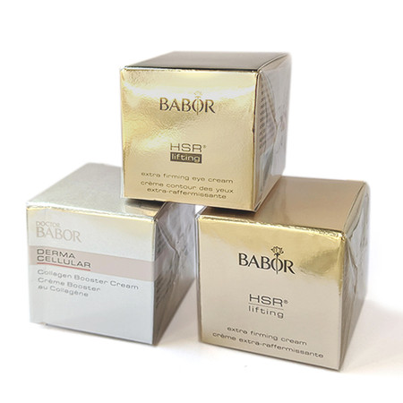 Babor Collagen Booster And HSR Lifting Set - 3 PCS - Free with $150 Purchase
